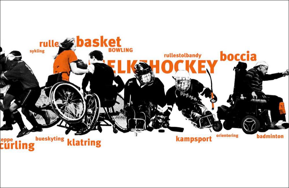 Grenseløse idrettsdager i Mjøndalen tirsdag 8. november