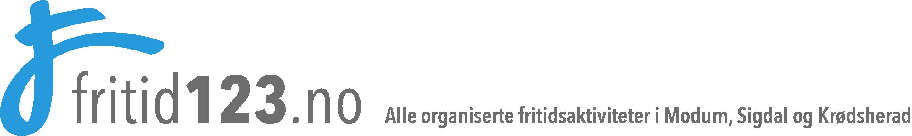 Fritid123 Logo